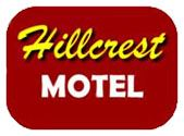 Hillcrest Motel sign