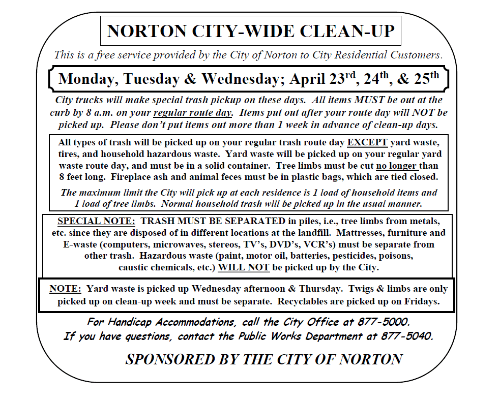 City Wide Cleanup